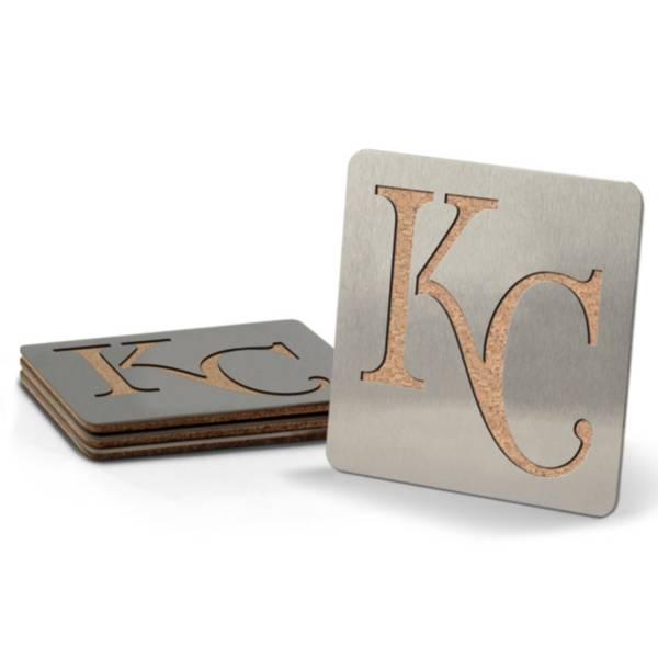 You the Fan Kansas City Royals Coaster Set product image