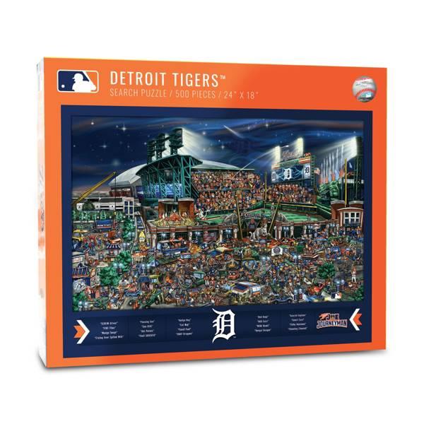You the Fan Detroit Tigers Find Joe Journeyman Puzzle product image