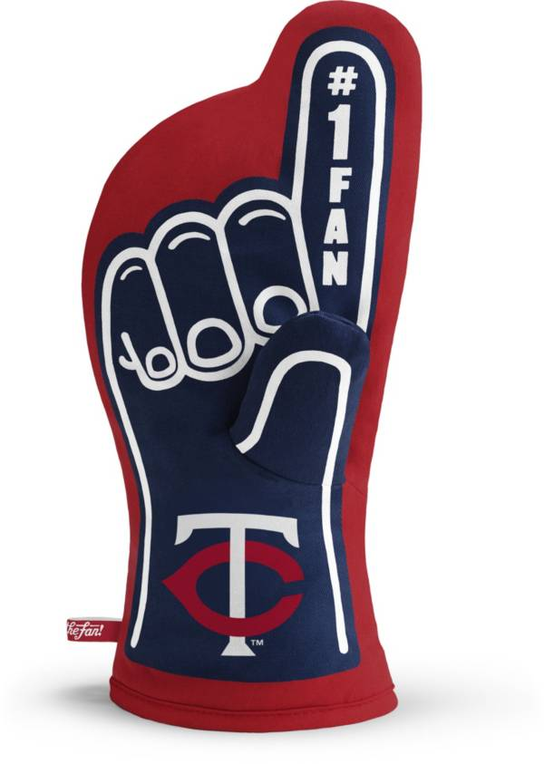 You The Fan Minnesota Twins #1 Oven Mitt product image