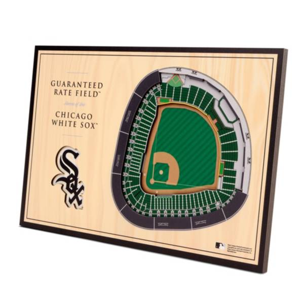 You the Fan Chicago White Sox Stadium Views Desktop 3D Picture product image