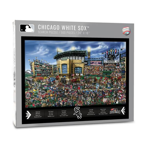 You the Fan Chicago White Sox Find Joe Journeyman Puzzle product image