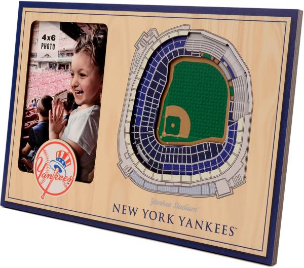 You the Fan New York Yankees 3D Picture Frame product image