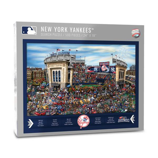 You the Fan New York Yankees Find Joe Journeyman Puzzle product image