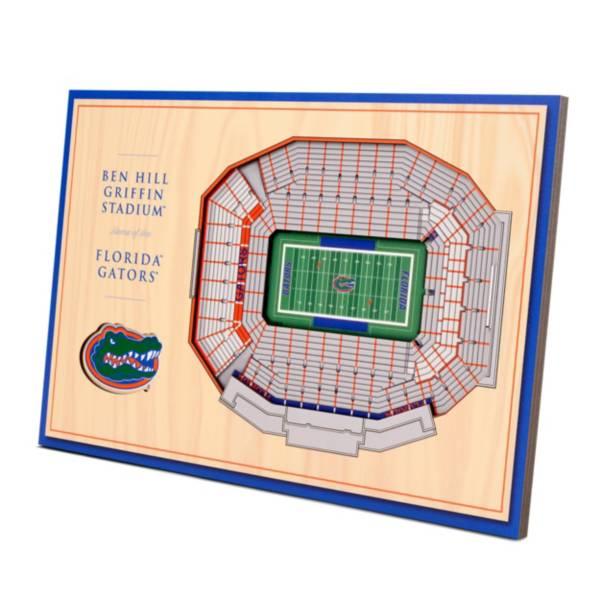 You the Fan Florida Gators Stadium Views Desktop 3D Picture product image