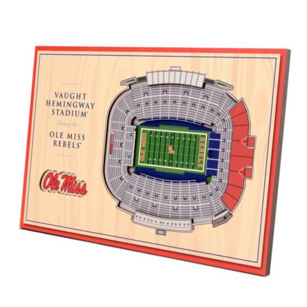 You the Fan Ole Miss Rebels Stadium Views Desktop 3D Picture product image
