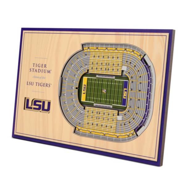 You the Fan LSU Tigers Stadium Views Desktop 3D Picture product image