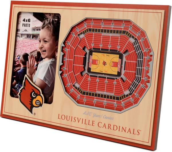 You the Fan Louisville Cardinals 3D Picture Frame product image