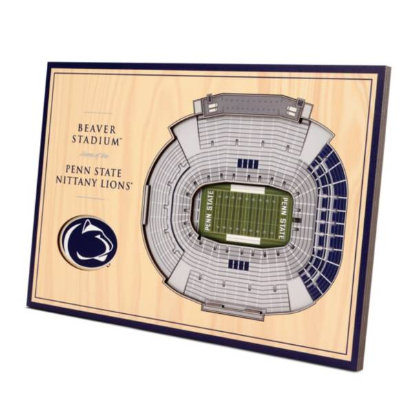 You the Fan Penn State Nittany Lions Stadium Views Desktop 3D Picture product image