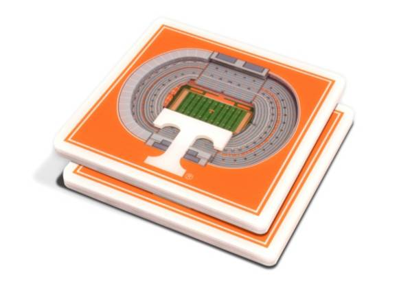 You the Fan Tennessee Volunteers 3D Stadium Views Coaster Set product image