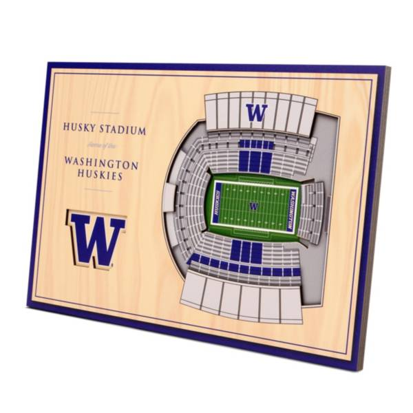 You the Fan Washington Huskies Stadium Views Desktop 3D Picture product image