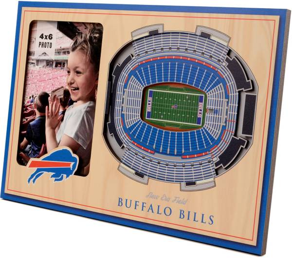 You the Fan Buffalo Bills 3D Picture Frame product image