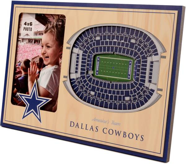 You the Fan Dallas Cowboys 3D Picture Frame product image