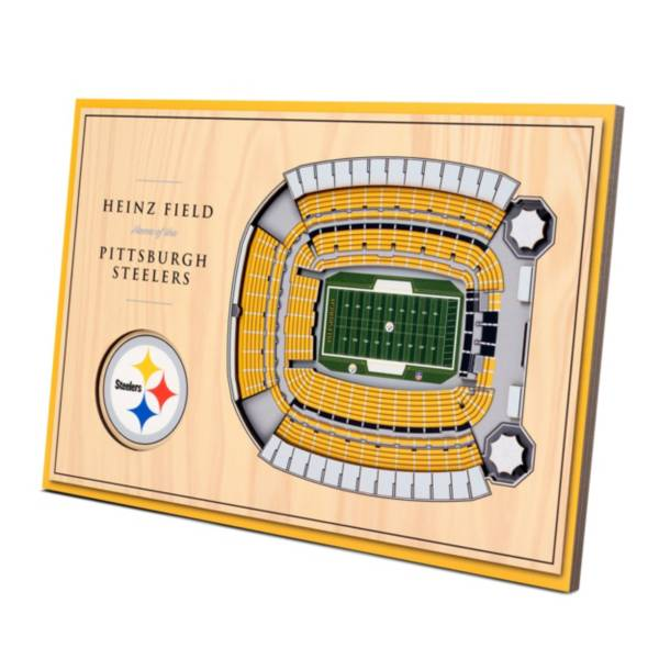 You the Fan Pittsburgh Steelers Stadium Views Desktop 3D Picture product image