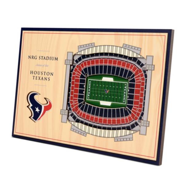 You the Fan Houston Texans Stadium Views Desktop 3D Picture product image