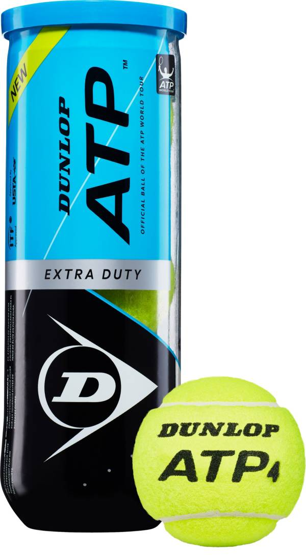 Dunlop ATP Extra Duty Tennis Balls product image