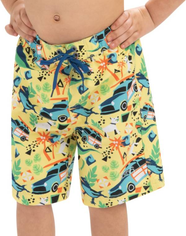 Dolfin Boys' Print Swim Trunks product image