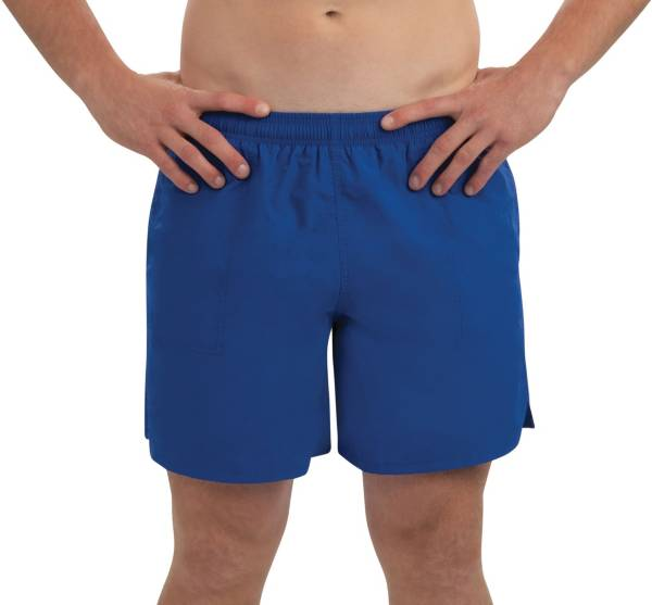 Dolfin Men's Solid Swim Trunks (Regular and Big & Tall) product image