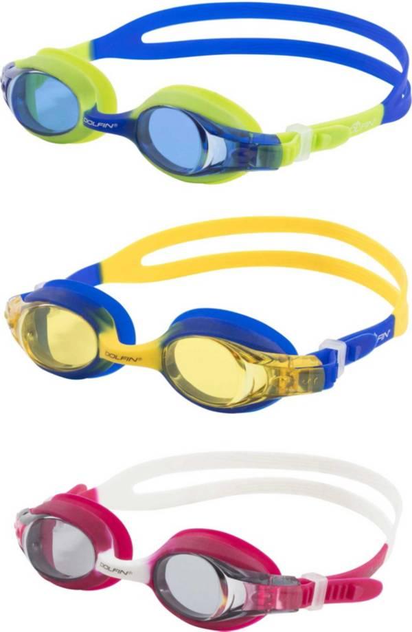 Dolfin Flipper Swim Goggles – 3 Pack product image