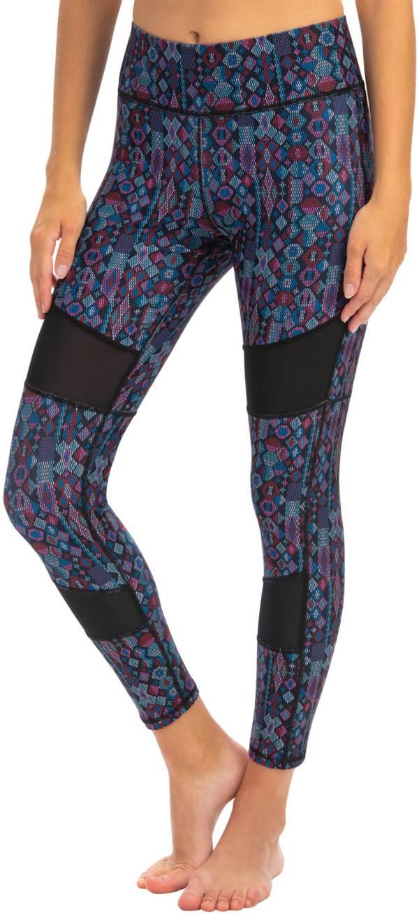 Dolfin Women's Uglies Revibe 7/8 Mesh Swim Tights product image