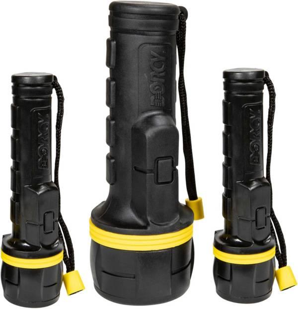 Dorcy LED Rubber Flashlight Combo product image