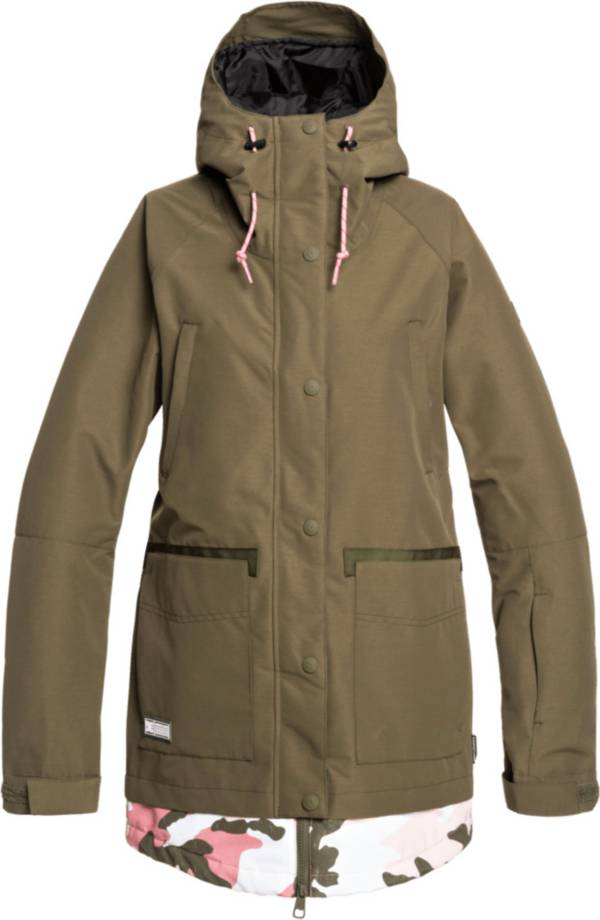 DC Shoes Women's Riji Insulated Snow Jacket product image