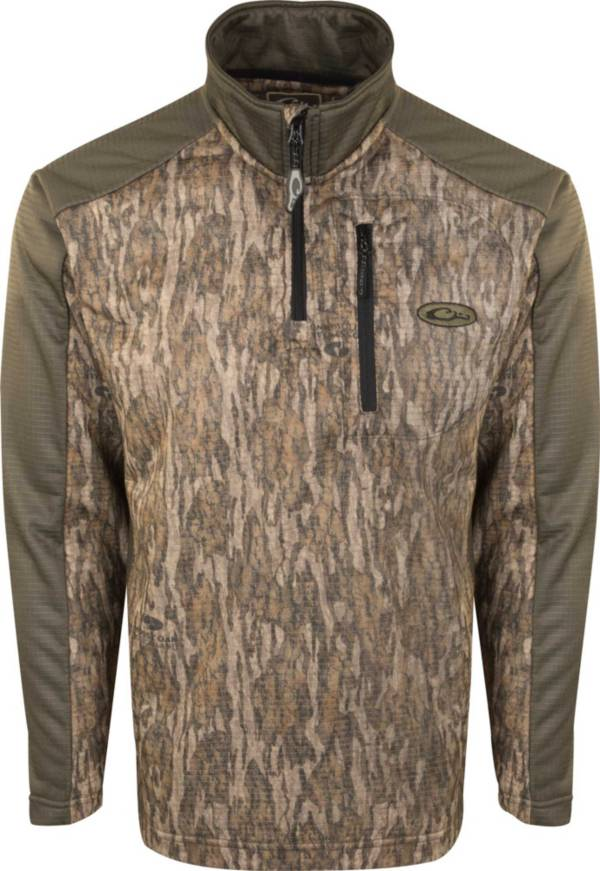 Drake Waterfowl Breathlite 2.0 Quarter Zip Hunting Pullover product image