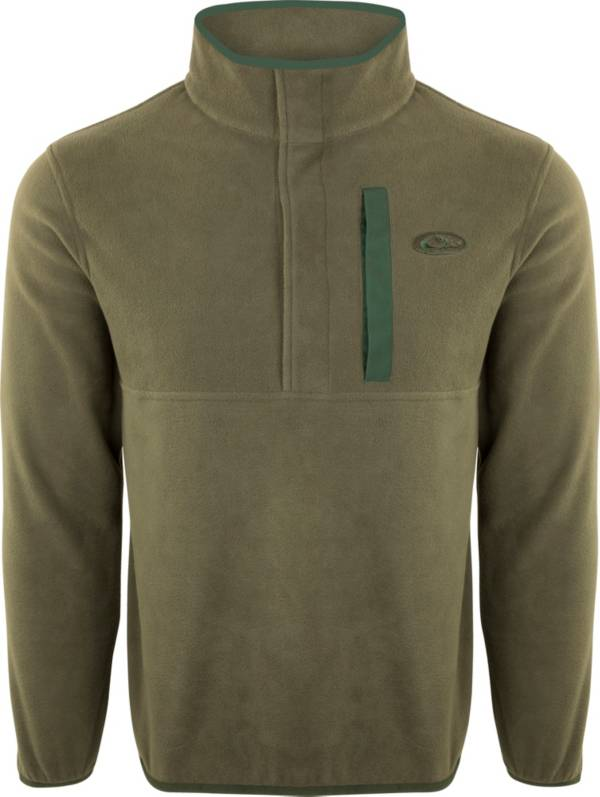 Drake Waterfowl Men's Camp Fleece Pullover 2.0 (Regular and Big & Tall) product image