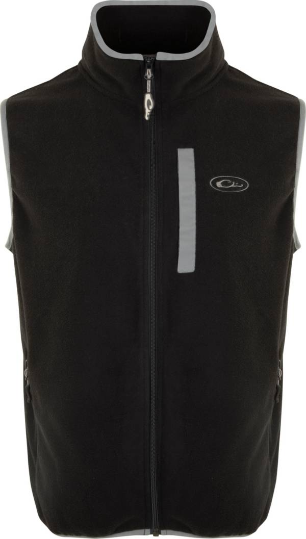 Drake Waterfowl Men's Camp Fleece Vest product image