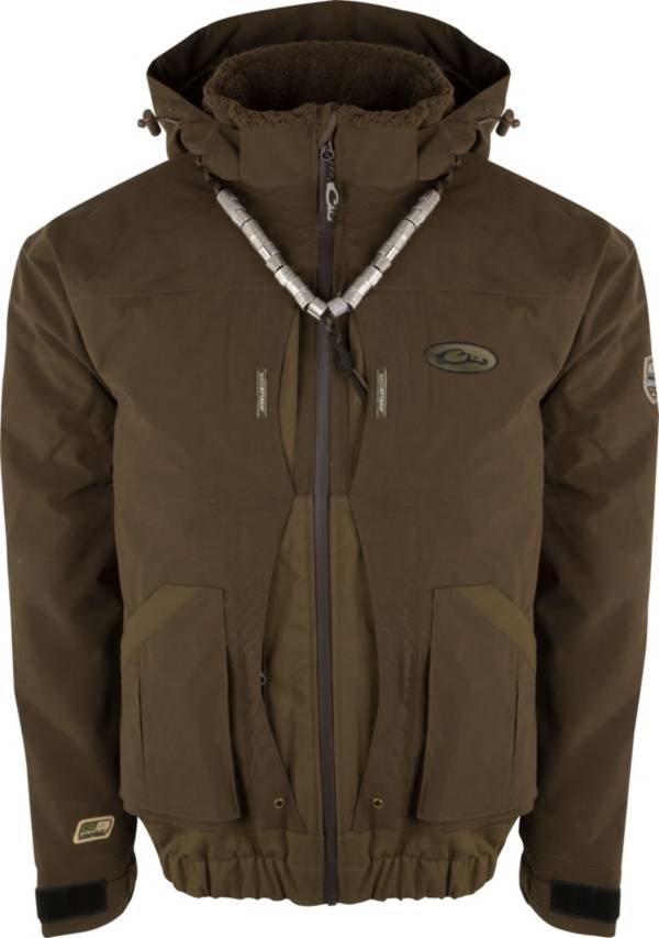 Drake Waterfowl Men's Guardian Elite Boat & Blind Insulated Hunting Jacket product image