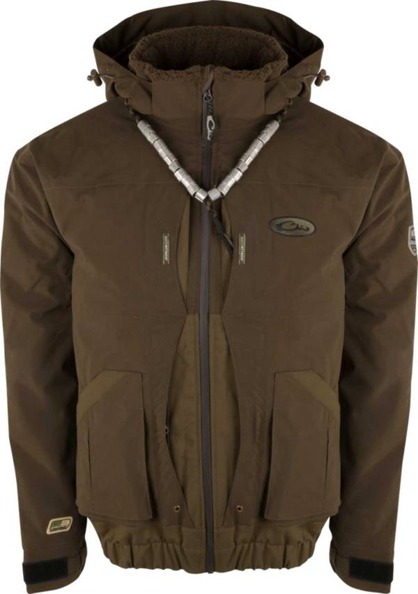 Drake Waterfowl Men's Guardian Elite Boat and Blind Hunting Jacket product image