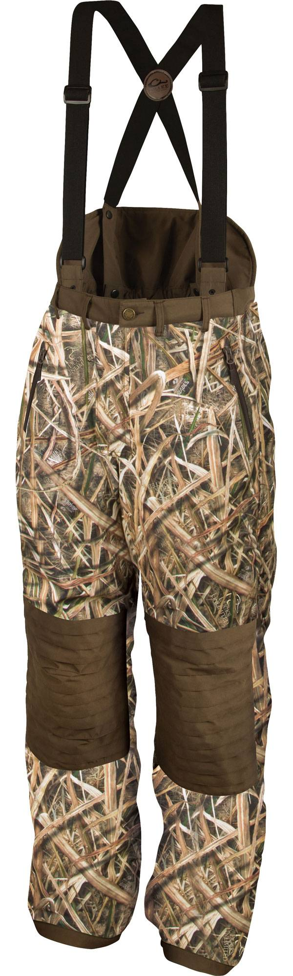 Drake Waterfowl Men's Guardian Elite High-Back Insulated Hunting Pants product image