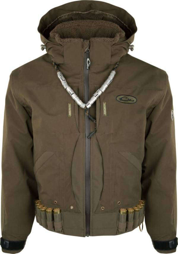 Drake Waterfowl Men's Guardian Elite Flooded Timber Insulated Hunting Jacket product image