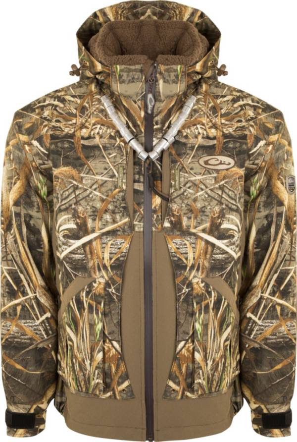 Drake Waterfowl Men's Guardian Elite Layout Blind Insulated Hunting Jacket product image