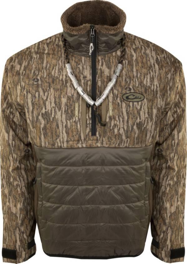 Drake Waterfowl Men's Guardian Flex Double Down Eqwader Quarter Zip Hunting Jacket product image