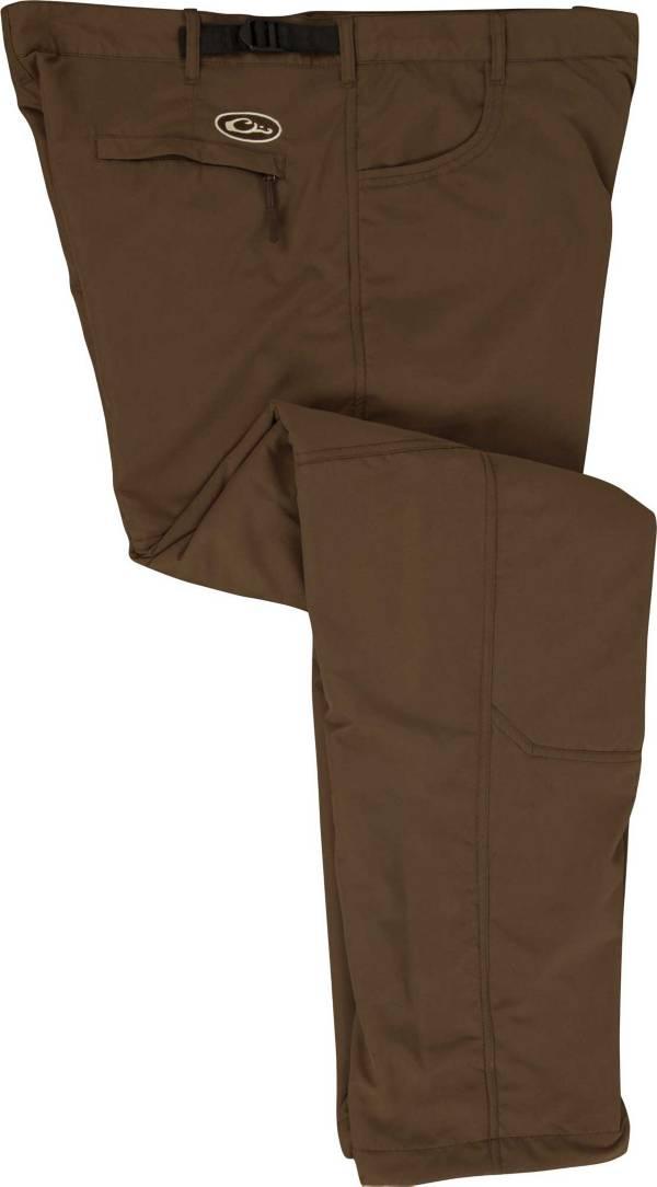 Drake Waterfowl Men's Jean Cut Wader Fleece Lined Hunting Pants product image