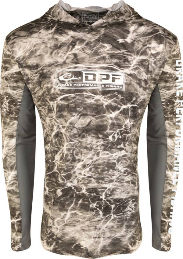 Drake Waterfowl Men's Shield 4 Lightweight Performance Hoodie product image