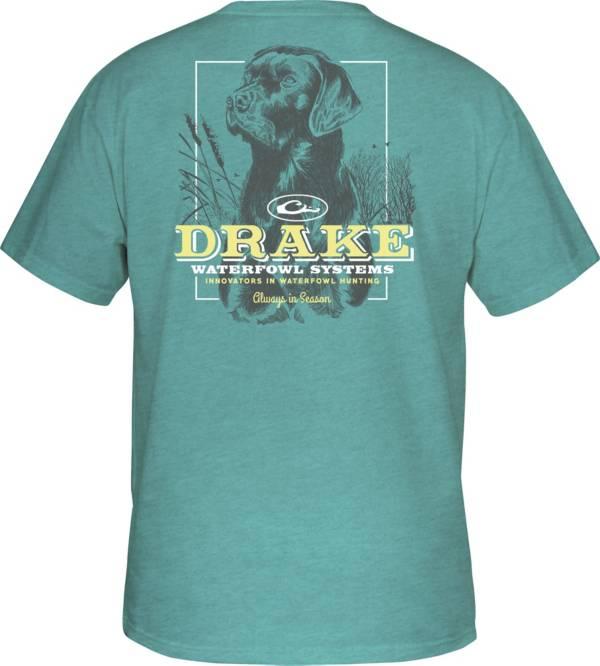 Drake Waterfowl Men's Stoic Lab Short Sleeve T-Shirt product image