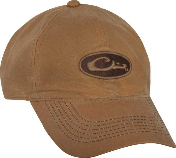 Drake Waterfowl Men's 8 oz Waxed Canvas Cap product image