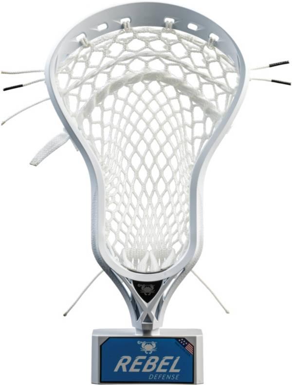 "East Coast Dyes Rebel Defense Custom Elite on Carbon 2.0 60"" Complete Lacrosse Stick product image"