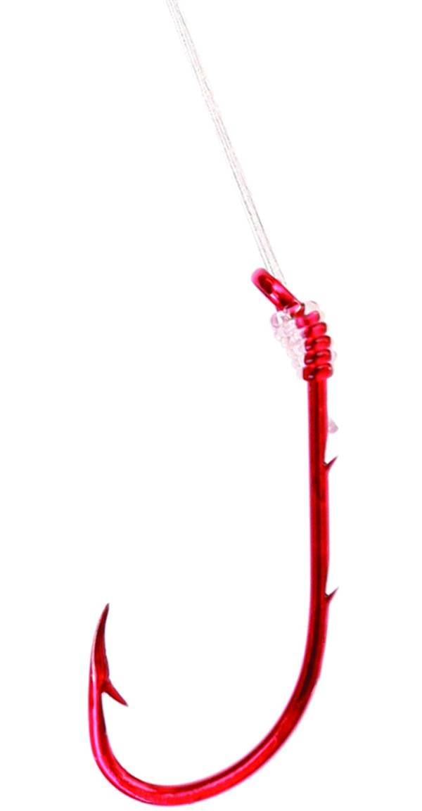 Eagle Claw Red Baitholder Snell product image