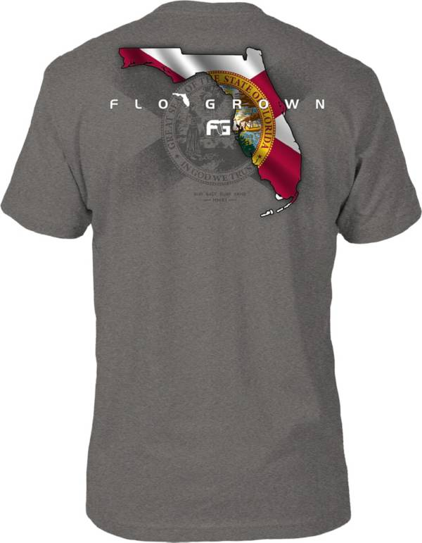 FloGrown Men's Florida Flag State T-Shirt product image