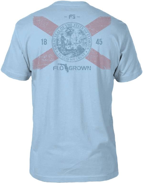 FloGrown Men's Scratch Flag T-Shirt product image