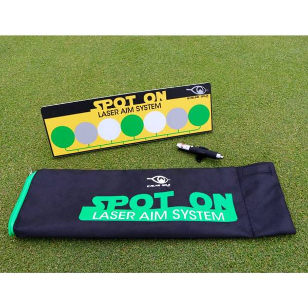EyeLine Golf Spot On Laser Aim System Putting Aid product image