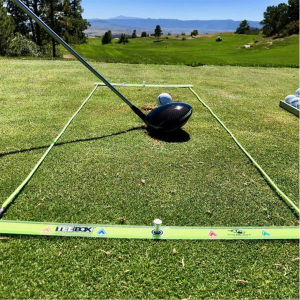 EyeLine Golf Tee Box Alignment Station product image