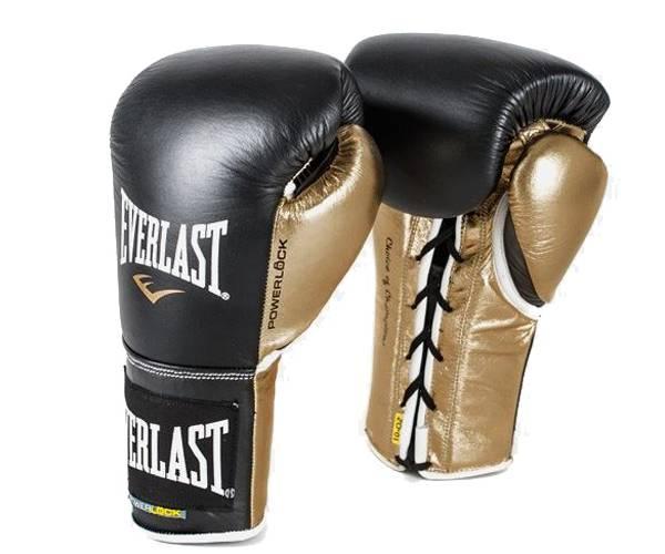 Everlast PowerLock Pro Training Gloves product image