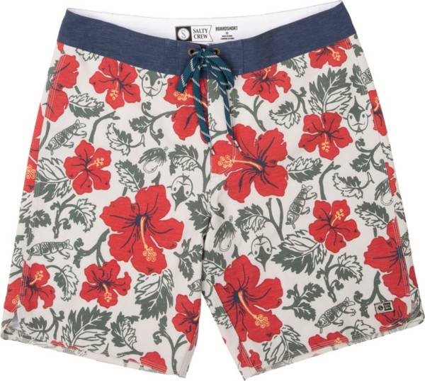 Salty Crew Men's Hooked Floral Boardshorts product image