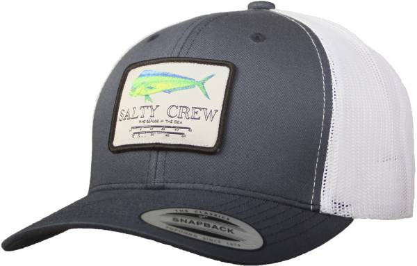 Salty Crew Men's Mahi Mount Retro Trucker Hat product image