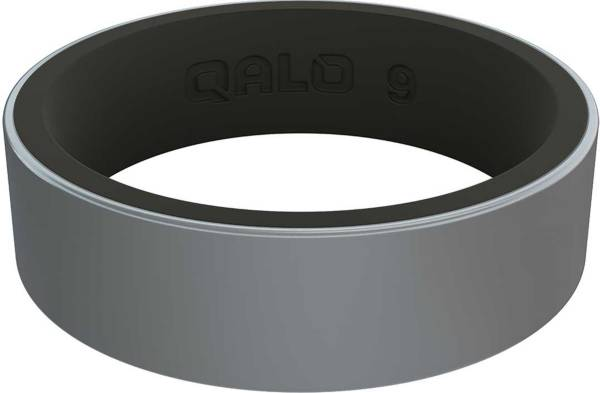QALO Women's Metallic Strata Silicone Ring product image