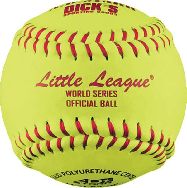 """A.D. STARR 11"""" Little League World Series Spirit Fastpitch Softball product image"""