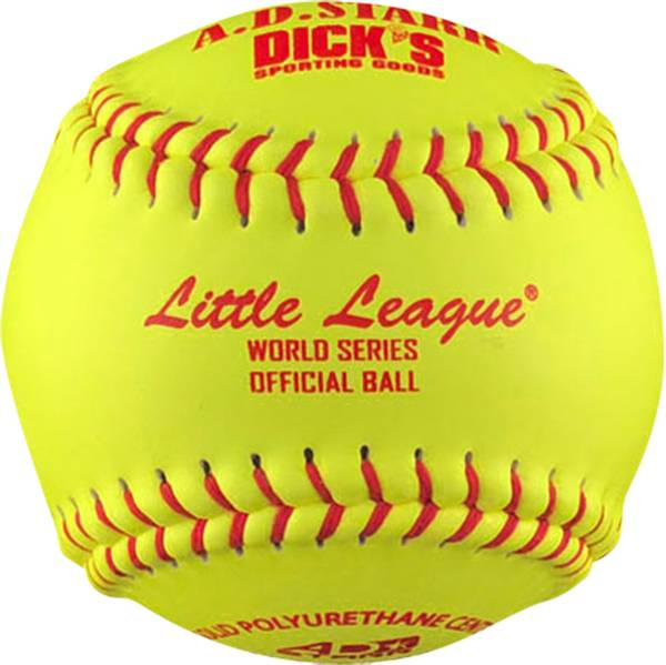 "A.D. STARR 12"" Little League World Series Spirit Fastpitch Softball product image"